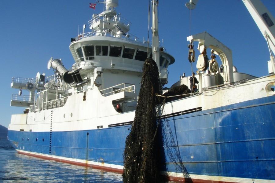 Returnerte fiskeredskaper
