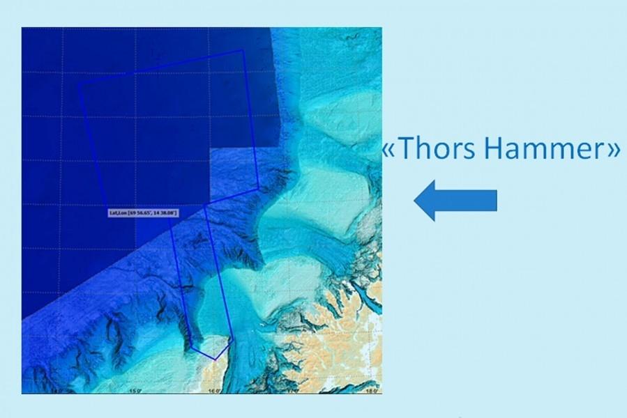 «Thors Hammer» på Andøy