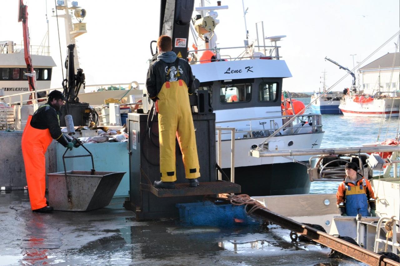Ministermøte om fiskerikontroll