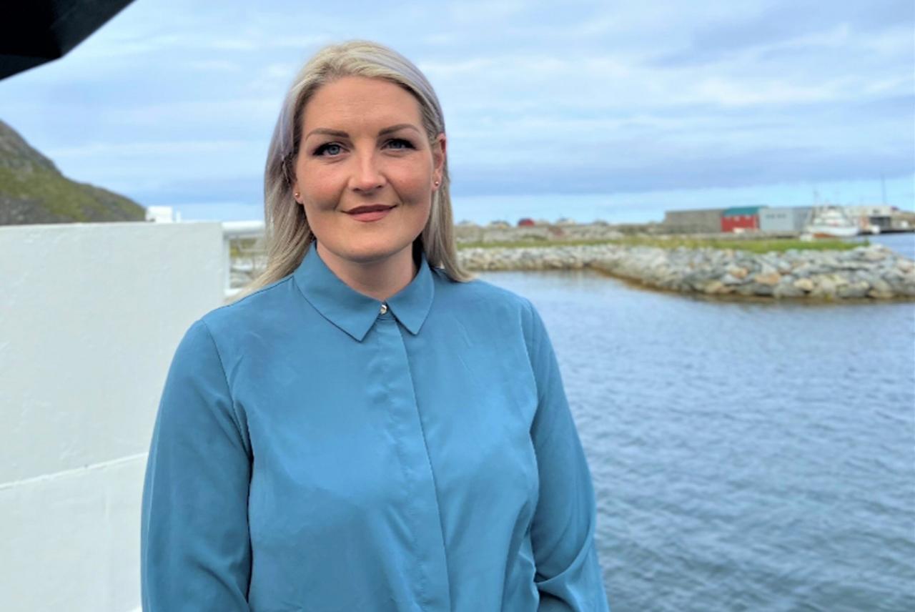 Hanne i gang i Bodø