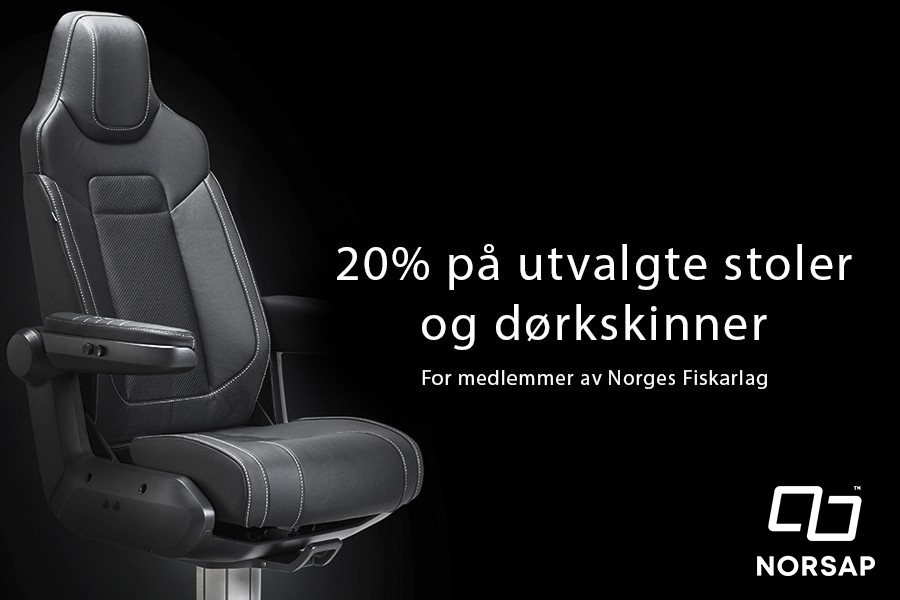 Skipperstoler fra Norsap